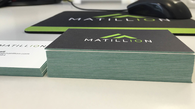 Matillion Business Cards
