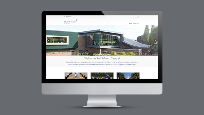 Malvern Central Website