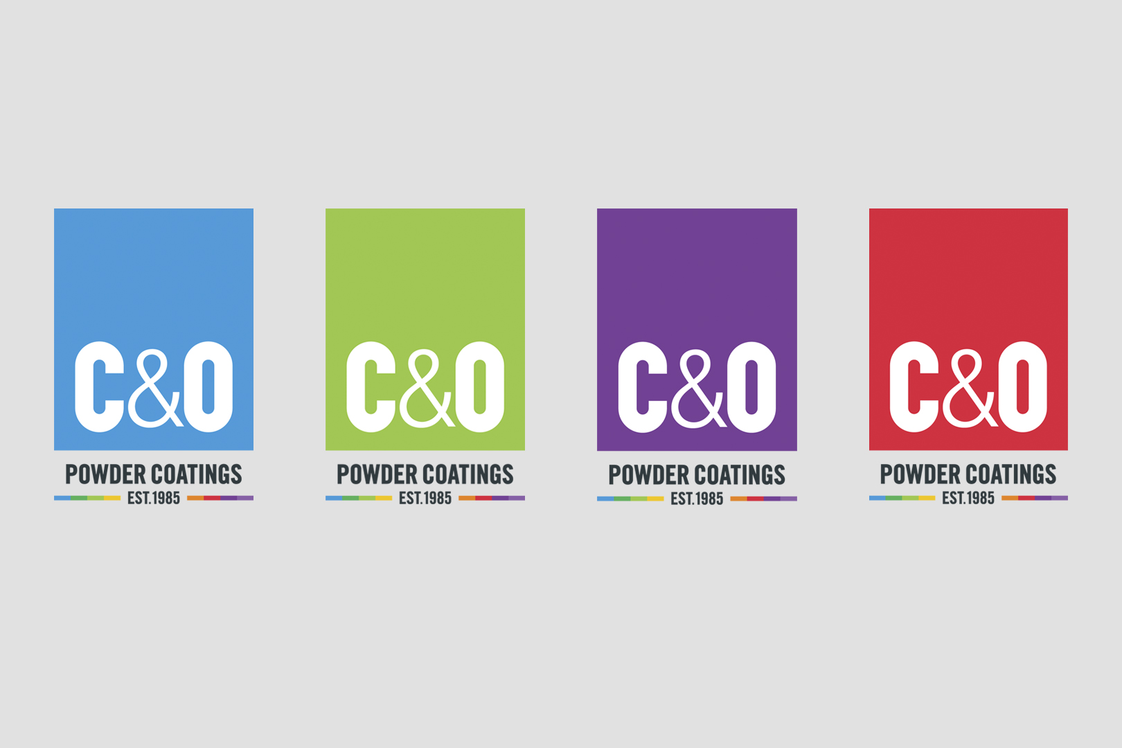 C&O Powder Coatings