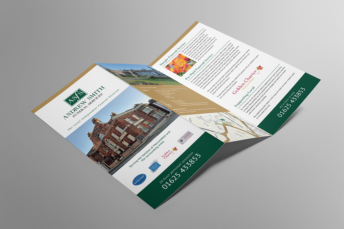 Andrew Smith Funeral Services Brochure