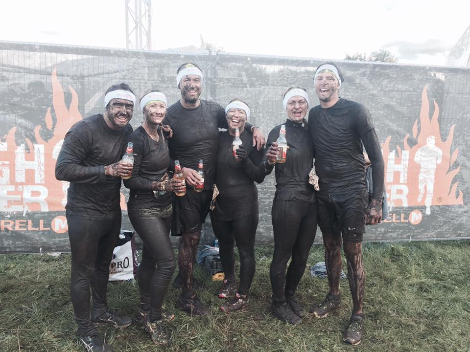 Anne Tough Mudder