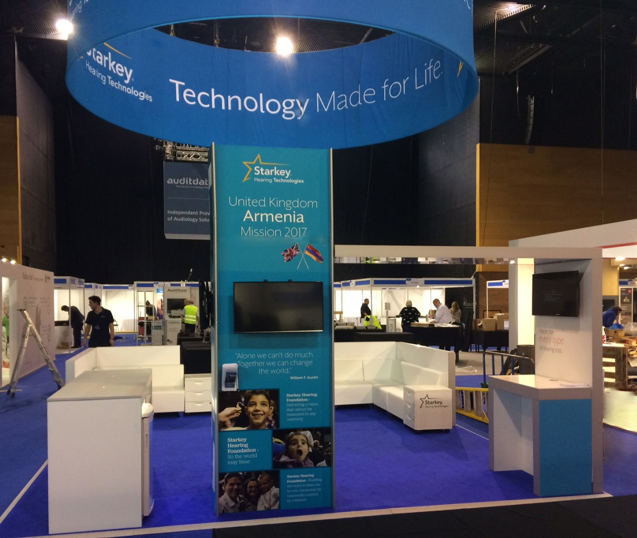 Starkey Hearing Technology Exhibition