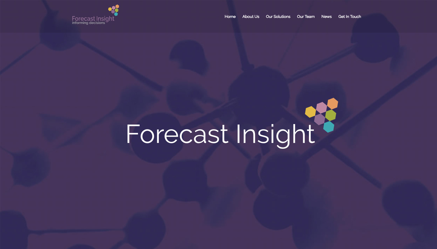 Forecast Insight Home Page